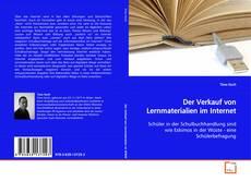 Buchcover von Der Verkauf von Lernmaterialien im Internet