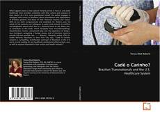 Bookcover of Cadê o Carinho?