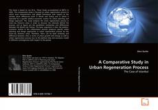 Capa do livro de A Comparative Study in Urban Regeneration Process