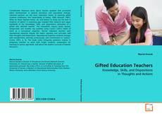Capa do livro de Gifted Education Teachers