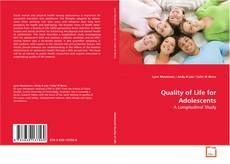 Quality of Life for Adolescents的封面