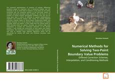 Bookcover of Numerical Methods for Solving Two-Point Boundary Value Problems