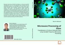 Microwave Processing of Glass kitap kapağı