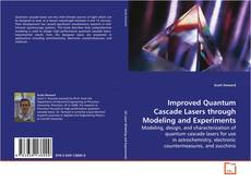 Обложка Improved Quantum Cascade Lasers through Modeling and Experiments