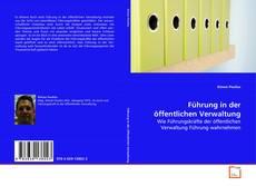 Bookcover of Führung in der öffentlichen Verwaltung