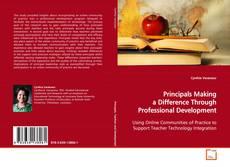 Couverture de Principals Making a Difference Through Professional Development