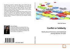 Copertina di Conflict or Solidarity
