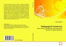 Portada del libro de Pedagogical Constructs