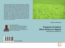 Bookcover of Prospects of Islamic Micro-finance in Nigeria