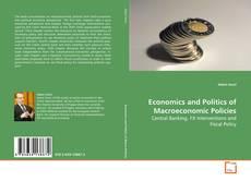 Copertina di Economics and Politics of Macroeconomic Policies