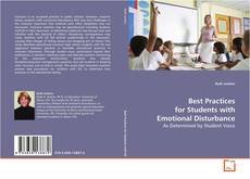 Copertina di Best Practices for Students with Emotional Disturbance