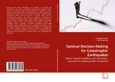 Optimal Decision-Making for Catastrophic Earthquakes kitap kapağı