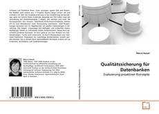Copertina di Qualitätssicherung für Datenbanken