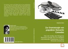 Bookcover of Zur Dramaturgie von populären Romantic Comedies