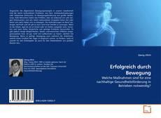 Bookcover of Erfolgreich durch Bewegung