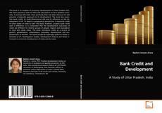 Buchcover von Bank Credit and Development
