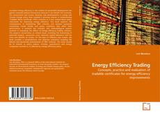 Bookcover of Energy Efficiency Trading