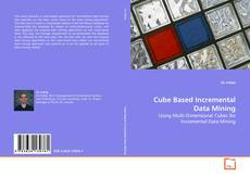 Cube Based Incremental Data Mining的封面
