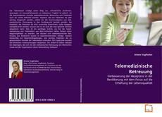 Buchcover von Telemedizinische Betreuung