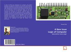Portada del libro de A New Issue Logic of Computer