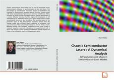 Обложка Chaotic Semiconductor Lasers : A Dynamical Analysis