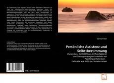 Capa do livro de Persönliche Assistenz und Selbstbestimmung