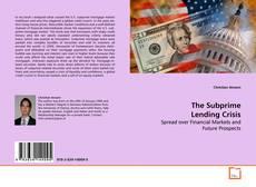 Bookcover of The Subprime Lending Crisis