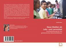 Couverture de Neue Medien als Lehr- und Lernmittel