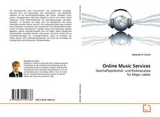 Bookcover of Online Music Services
