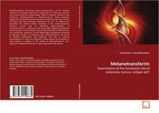 Capa do livro de Melanotransferrin