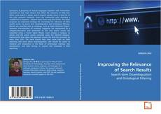 Bookcover of Improving the Relevance of Search Results