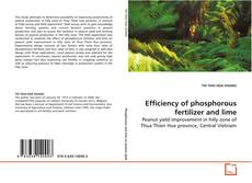Efficiency of phosphorous fertilizer and lime的封面