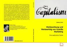 Buchcover von Werbewirkung und Werbeerfolg von Guerilla Marketing