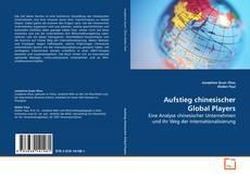 Capa do livro de Aufstieg chinesischer Global Players