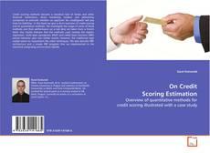 Bookcover of On Credit Scoring Estimation