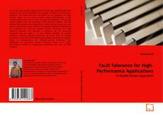 Bookcover of Fault Tolerance for High-Performance Applications
