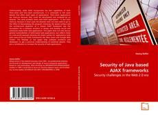 Copertina di Security of Java based AJAX frameworks