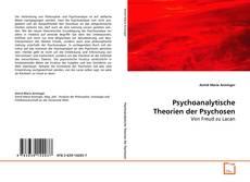 Couverture de Psychoanalytische Theorien der Psychosen