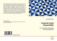Buchcover von Corporate Social Responsibility