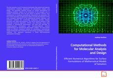 Couverture de Computational Methods for Molecular Analysis and Design