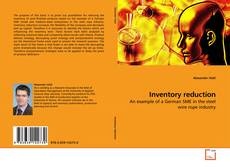Bookcover of Inventory reduction