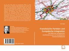 Buchcover von Französische Parteien und Europäische Integration