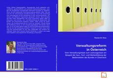 Buchcover von Verwaltungsreform in Österreich