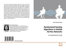 Buchcover von Randomized Routing Algorithms in Mobile Ad Hoc Networks