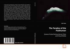 Copertina di The Paradox of the Posthuman