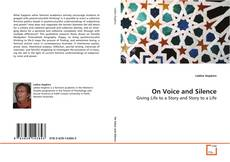 Buchcover von On Voice and Silence