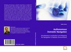 Bookcover of Authonomous Domestic Navigation