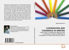 Bookcover of COOPERATION AND COHERENCE IN WRITING