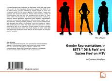 Buchcover von Gender Representations in BET'S '106