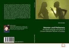 Women and Politeness kitap kapağı